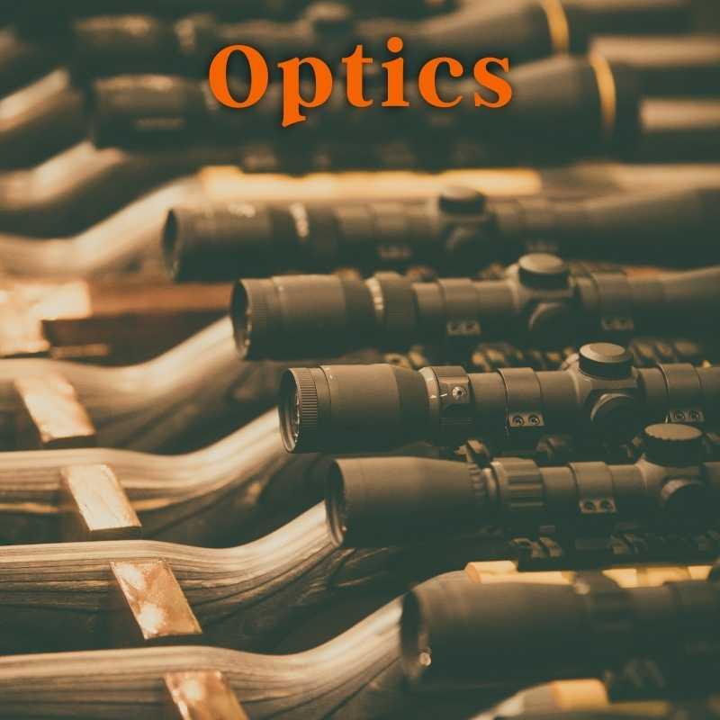 Scopes, Binoculars, Range Finders, And Trail Cameras