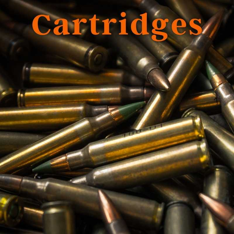 Bullets And Cartridges, Reloading Info
